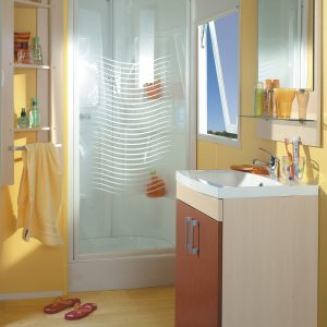 Grand, Europa and Riviera internal - Shower